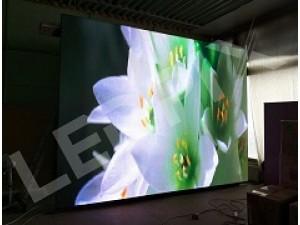 Светодиодный уличный видеоэкран P5 4 x 3 м