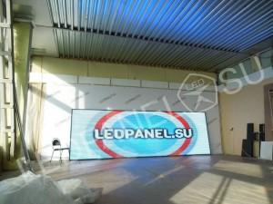 Светодиодный уличный видеоэкран P6 4 x 3 м