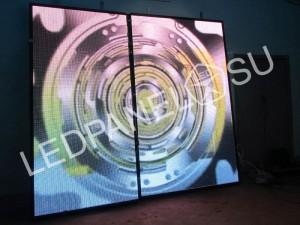 Светодиодный экран P2 4 x 3 м