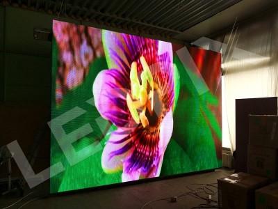 3 светодиодных экрана 4х6 м на кабинетах 64 см в Армению