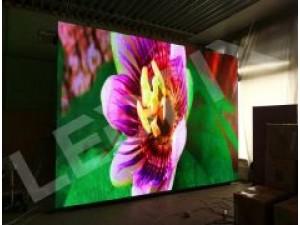Светодиодный уличный видеоэкран P8 3 x 2 м
