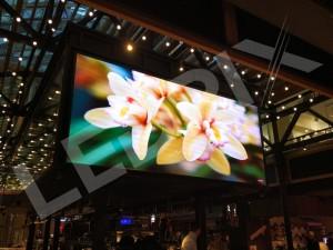 Полноцветный видео экран