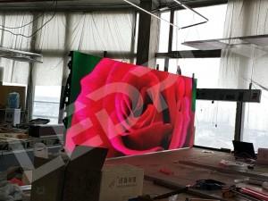 Светодиодный экран P5