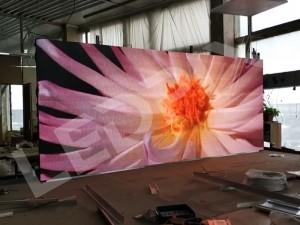 Лёгкий светодиодный экран