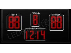 Универсальное спортивное табло модель № 11