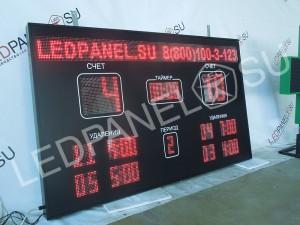 Информационное спортивное табло хоккейное