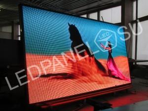 """Светодиодный экран """"видеовывеска"""" в Щелково p13 186х296"""