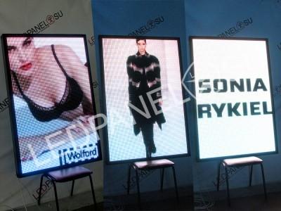 Табло видеовывеска в Иваново p10 168х104