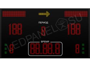 Спортивное табло для баскетбола № 13