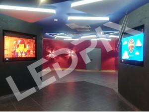 4 экрана в кинотеатре 5 планет