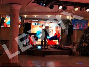 Светодиодный экран для сцены P3
